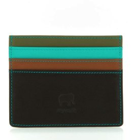 My Walit Small Credit Card Oystercard Holder - Chocolate Mousse