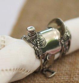 Vagabond House Cowboy Saddle Napkin Ring