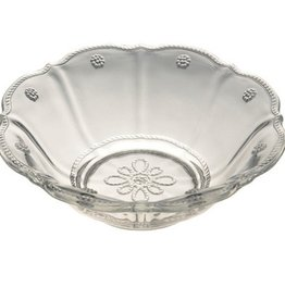 Juliska Colette Dessert Bowl - Clear