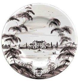 Juliska Country Estate Dinner Plate - Main House - Flint