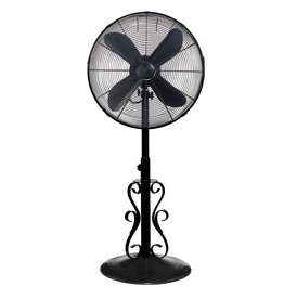 Outdoor Floor Fan - Black