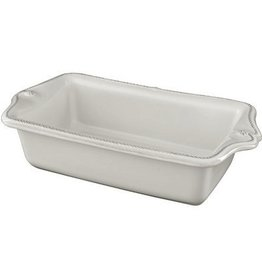 Juliska Berry and Thread Loaf Pan - Whitewash