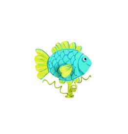 """""""Celebrate Every Day"""" Fish Finial"""