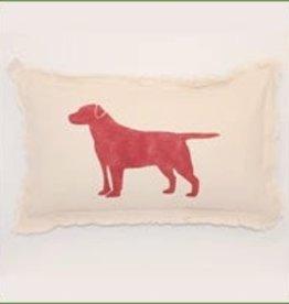 "Small Pillow 12x18"" - Dog"