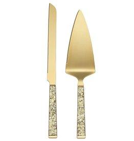 Lenox kate spade new york Simply Sparkling Dessert Set - Gold