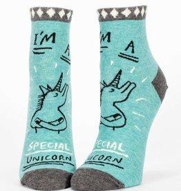 Special Unicorn Ankle Socks