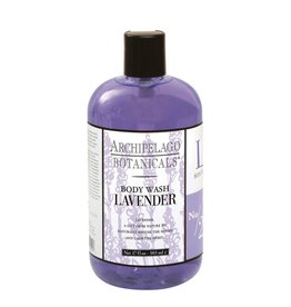 Archipelago Botanicals Lavender Body Wash - 17 Oz.
