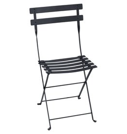 Fermob Bistro Metal Chair - Anthracite
