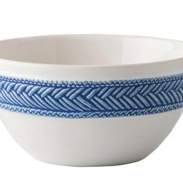 Juliska Le Panier White/Delft Blue - Cereal/Ice Cream Bowl