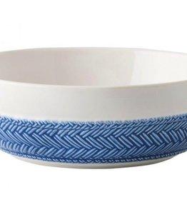 Juliska Le Panier White/Delft Blue - Pasta/Soup Bowl