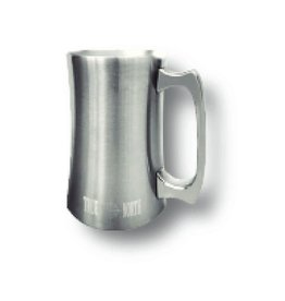 True North Stainless Steel Beer Stein 20oz