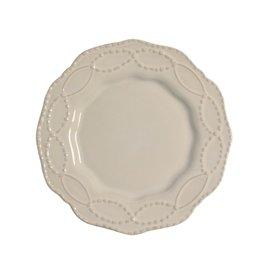 Skyros Legado Plain Salad Plate - Pebble