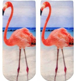 Flamingo Ankle Socks