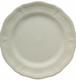 Gien Pont Aux Choux Dinner Plate - White