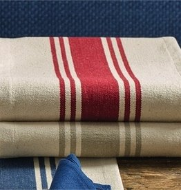 Red Stripe Placemat - Set of 2