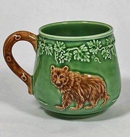 CE Corey Bordallo Bear Mug - Green
