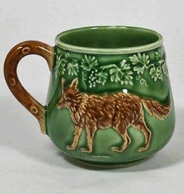 CE Corey Bordallo Fox Mug - Green