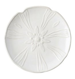 Juliska Berry & Thread Sea Urchin Dessert/Salad Plate - Whitewash