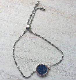 Dune Jewelry Travel Stack Bracelet - Lapis