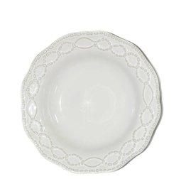 Skyros Legado Pasta Bowl / Rim Soup - White