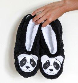 Bearly Awake Panda Footsie - Medium (7-8)
