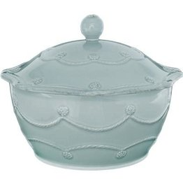 Juliska Berry and Thread Small Covered Casserole - Ice Blue