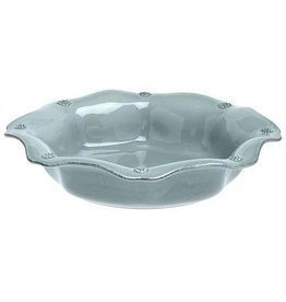 Juliska Berry and Thread Scallop Pasta/Soup Bowl - Ice Blue