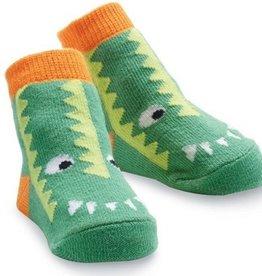Baby Gator Sock