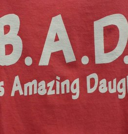 B.A.D Bob's Amazing Daughter