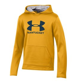 Under Armour UY2242 Under Armour Youth POH Big UA Logo Over Nantucket