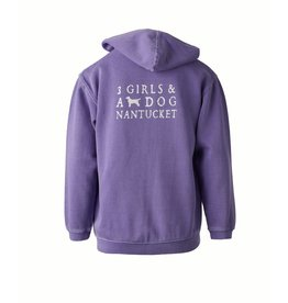 Comfort Colors CC Youth POH 3 Girls And A Dog