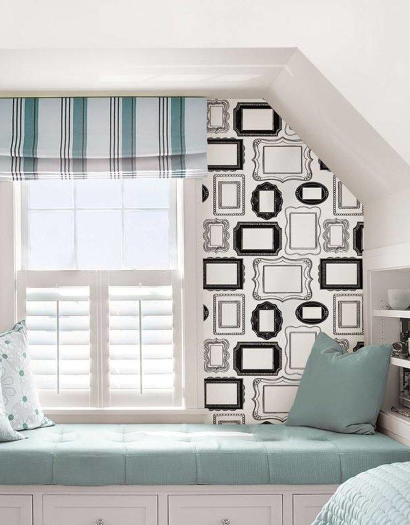 Photo Opp Frames Peel & Stick Wallpaper - Decor2Go Wall Fashion